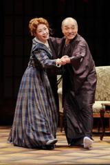 『殿様と私』舞台写真�