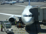 フランクフルトへ飛行機