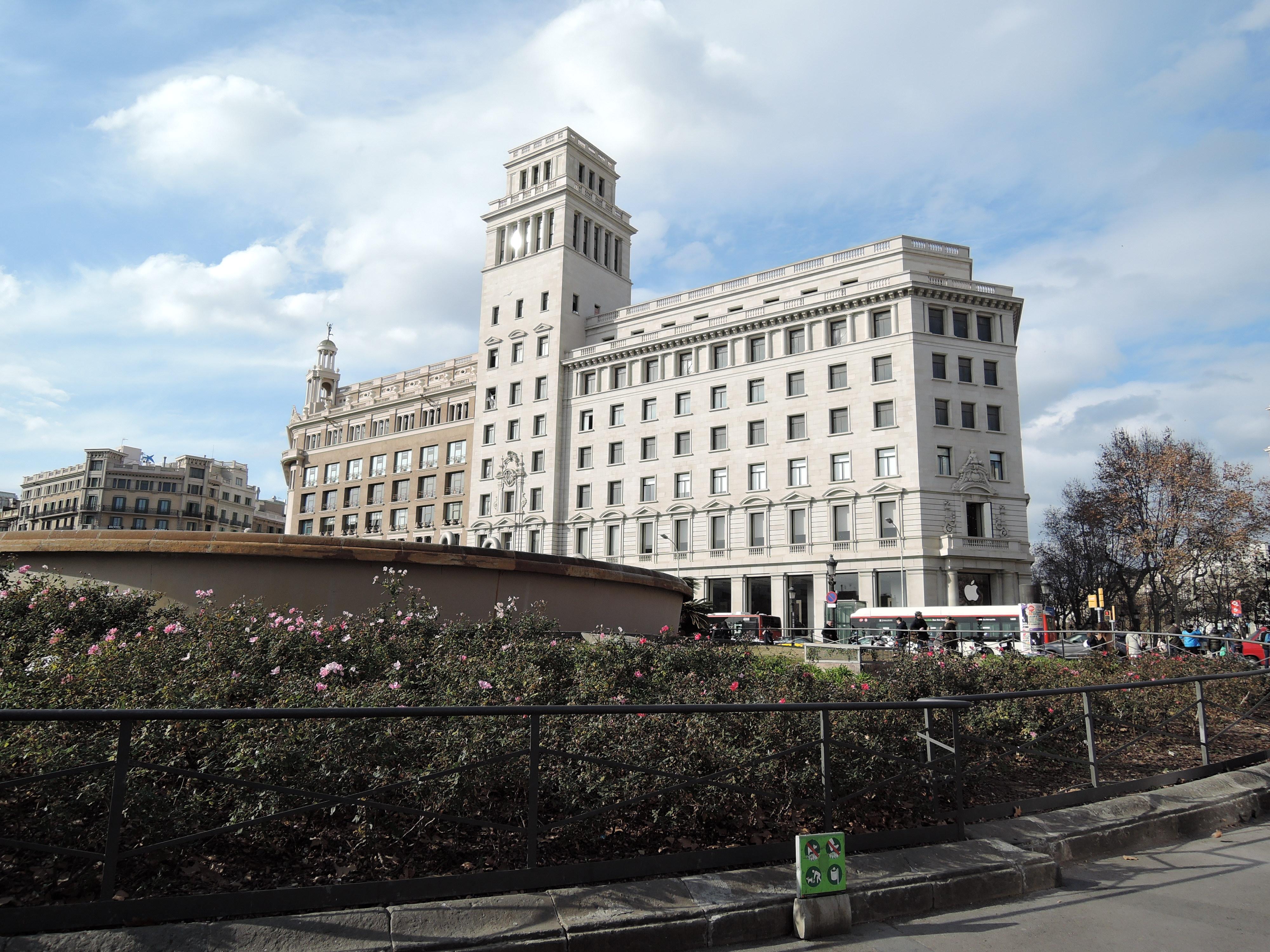 バルセロナ1日目その1 凱旋門や...