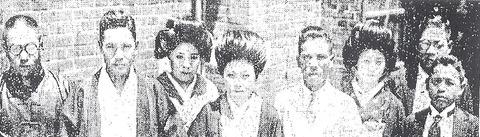 昭和5年7月捨丸一座朝鮮