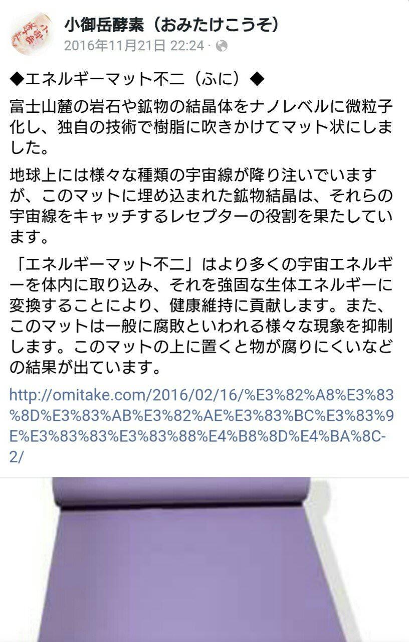 小川榮太郎さん、週刊文春で怪しいオカルトグッズを売っていると報じられた途端、Facebookページやサイトを閉鎖して歴史修正 [112216472]