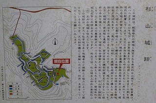 s-44杉山城跡解説(旧)