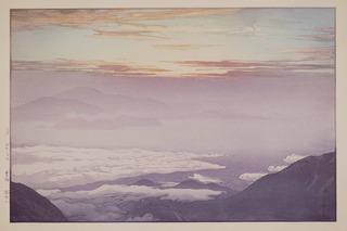 3章-雲海 鳳凰山