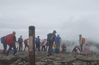 s-15湯の丸山から烏帽子岳方面