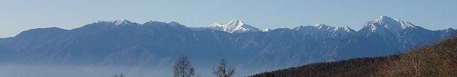 s-P1071636北岳甲斐駒ヶ岳