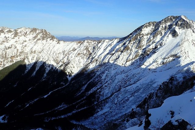 s-P1071811赤岳〜横岳