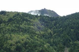 P9012681阿弥陀岳の山頂部-s
