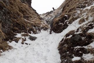 s-P1081994南稜P3の岩溝ルート