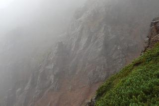 P9022736赤岳主稜取り付き付近-s