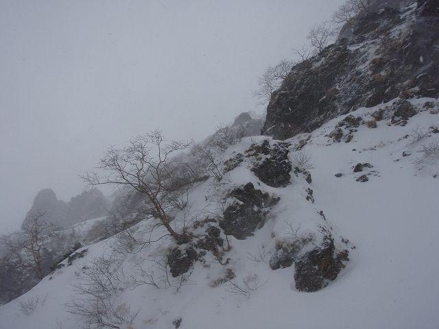 冬山合宿in八ヶ岳 ジョウゴ沢と日ノ岳稜 20121229-31 : 文太のブログ日記