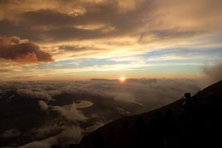 P9092794朝焼けと日の出-s