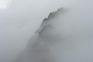 P9012709横岳・中山尾根のリッジ-s