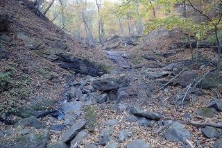 s-PB061386奧の二俣・右沢の最初の滝・ここから引き返す