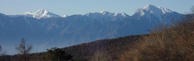 s-P1071638北岳・甲斐駒が岳
