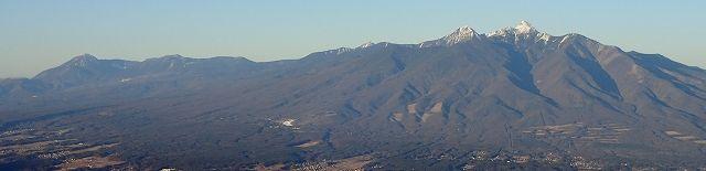 s-P1011568八ヶ岳連峰