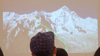 s-63 シスパーレ2017南西壁初登頂・5600m