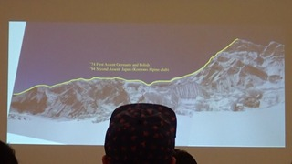 s-62 シスパーレ2017南西壁初登頂・下降ルート解説