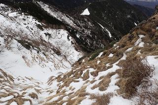 s-P1081976南稜ルートに出る