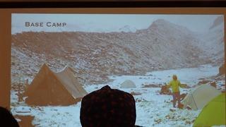 s-68 シスパーレ2017南西壁初登頂・降雪のベースキャンプ
