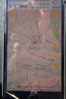s-PB121629アイフォンの地図アプリで現在地の確認