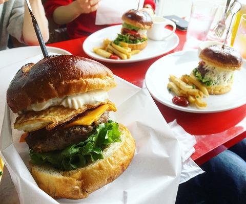ランチはハンバーガー屋さん。〜Dining メブキ(鹿児島・宇宿)〜