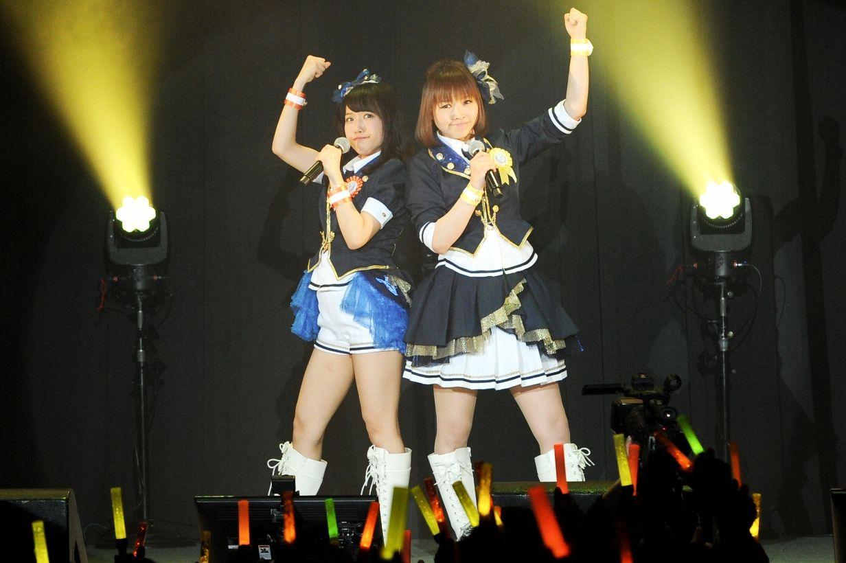 業界ウォッチ  【画像】種田梨沙と上田麗奈の超ミニスカ太もも2ショットコメント