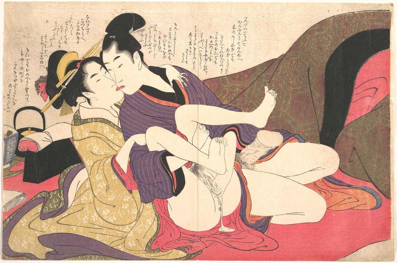 Японская эротика в фотографиях 11 фотография