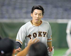 吉川 尚輝 背 番号