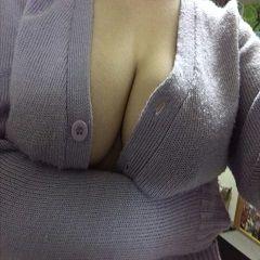 胸チラ00710