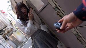 童貞を殺す服で野外リモコンバイブwwwメイドカフェ勤務の女の子www