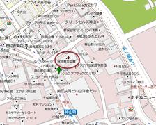 民青会館地図