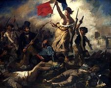 400px-Eugene_Delacroix_-_La_liberte_guidant_le_peuple