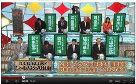 たかじん穀田2011