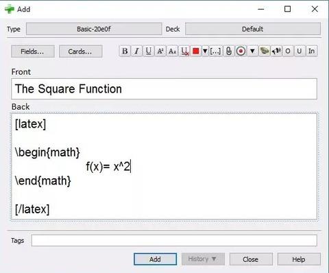squarefunction