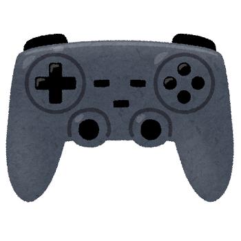 ゲームのコントローラーの何色派?