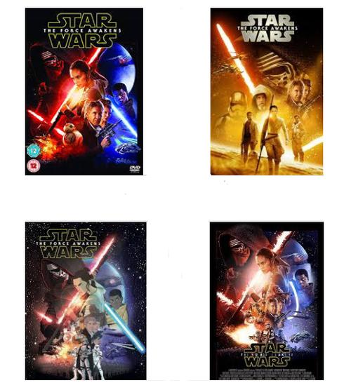 【名作映画Masterpiece movie】STAR WARS フォースの覚醒・(Star Wars:The Force Awakens)・関連動画(Related Videos)