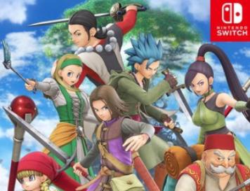 【朗報】Switch版「ドラクエ11S」には新要素が「まだまだある」らしい!!