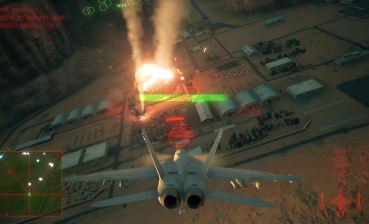 PS4/XB1「エースコンバット7 スカイズ・アンノウン」新たなミッションプレイ動画が2本追加!臨場感がヤバすぎるwww