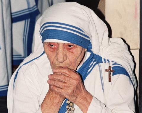 【ニュース】聖人マザー・テレサの黒い人脈や裏の顔が判明