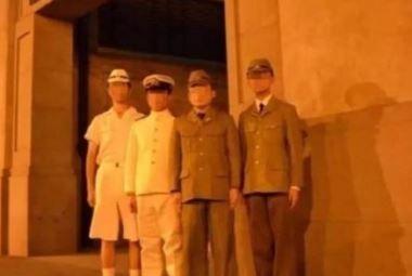 """中国で旧日本軍に憧れる若者""""精神的日本人""""を逮捕…外相「中国人のクズだ」←どの法律を根拠に逮捕されたかは不明"""