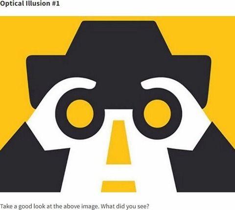"""""""最初に何が見えるか""""でわかる「錯視性格診断テスト」7選が超スゴい!  的中率抜群!"""