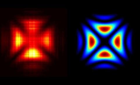 【ニュース】宇宙の形が十字形である可能性