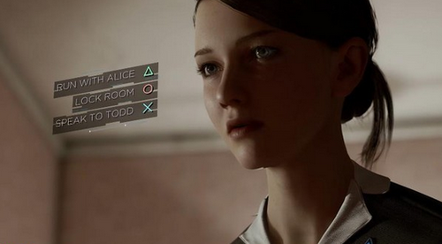 PS4「Detroit Become Human」 『ビヨンド: Two Souls』開発会社が手がけるハイクオリティな最新作、発売時期が2018年春に決定!最新映像