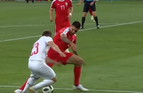 【ニュース】スイスがセルビアに逆転勝ち!