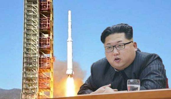 北朝鮮が弾道ミサイルと見られる1発を発射!!日本海に落下か Jアラートは作動せず