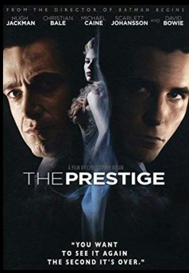 【名作映画Masterpiece movie】プレステージ(2006)(The Prestige)・関連動画(Related Videos)