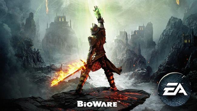 王道アクションRPG『ドラゴンエイジ』最新作がついにくるぞぉおおおおおおお
