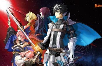 PS4/PSV「Fate/EXTELLA LINK」ハイスピードアクション新作 ショートプレイ動画第3弾「アルトリア」「クー・フーリン」「呂布奉先」「メドゥーサ」が公開!