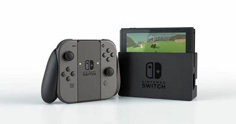 switchを屋外でやってる人見た事ある?