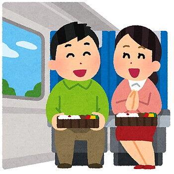 電車内で匂うものを食べる事が嫌われる風潮が理解できない